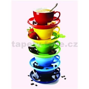 Retro cedule Coffee 40 x 30cm - POSLEDNÍ KUSY