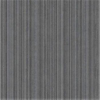 Vliesové tapety na zeď Seasons jemné proužky světle černo-šedé MEGA SLEVA