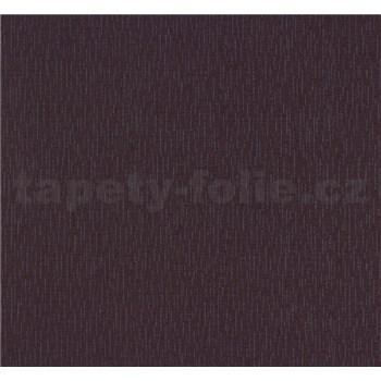 Vliesové tapety na zeď Sinfonia uni tmavě fialová - POSLEDNÍ KUSY