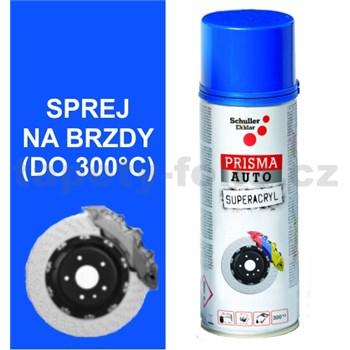 Sprej AUTO 300 barva na brzdové třmeny modrá do 300°C 400ml