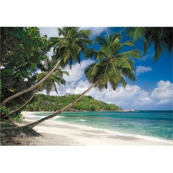 Vliesové fototapety Seychely rozměr 368 cm x 254 cm