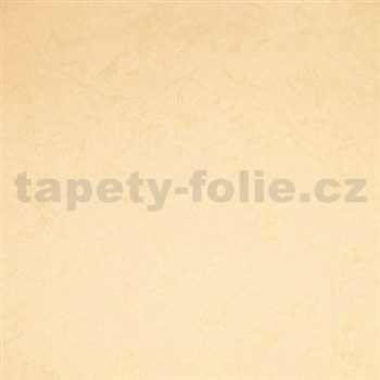 Vliesové tapety na zeď - strukturovaná omítkovina krémově růžová - SLEVA