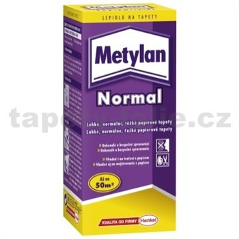 Metylan Normal 125g lepidlo na papírové tapety