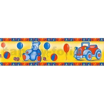 Bordura 5 m x 8 cm samolepící dětská