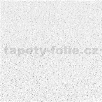 Vliesové tapety na zeď IMPOL Timeless omítkovina bílá jemná struktura - MEGA ROLL návin 15m