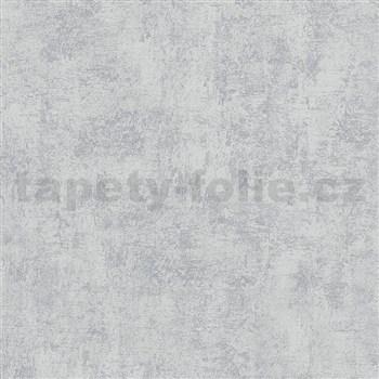 Vliesové tapety na zeď Blooming beton světle šedý