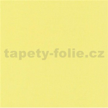 Papírové tapety na zeď Tribute - strukturovaná žlutá