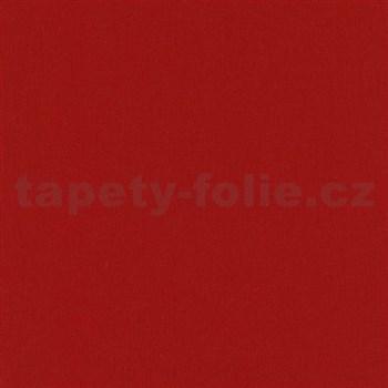 Papírové tapety na zeď Tribute - strukturovaná červená