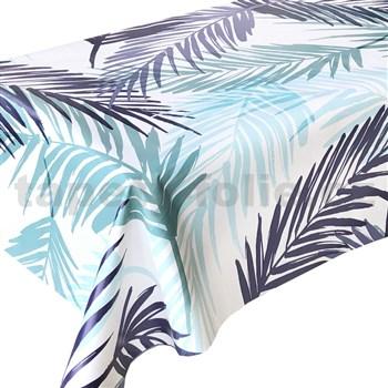 Ubrus metráž palmové listy