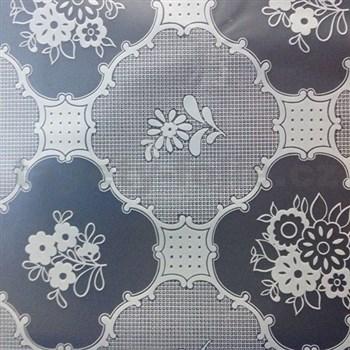 Ubrusy návin 50 m x 140 cm transparentní vzor matný