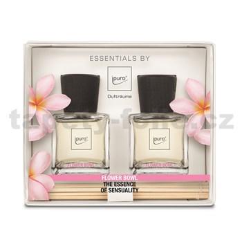 Bytová vůně IPURO Essentials flower bowl set 2x50ml