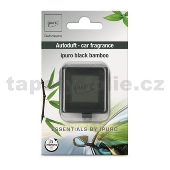 Vůně do auta Car line 18g black bamboo