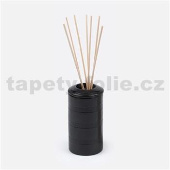 Keramický dekorativní obal černý pro náplně 100ml PAJOMA Classic line, Modern line