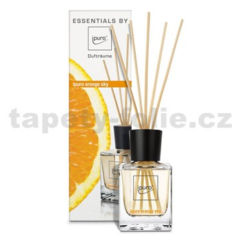 Bytová vůně IPURO Essentials orange sky difuzér 50ml
