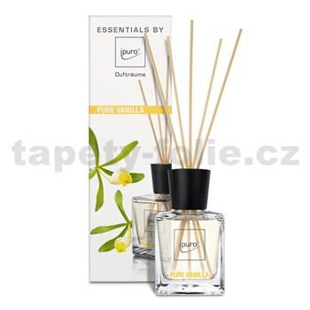 Bytová vůně IPURO Essentials pure vanilla difuzér 50ml