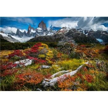 Vliesové fototapety Argentínský chalten rozměr 368 x 254 cm