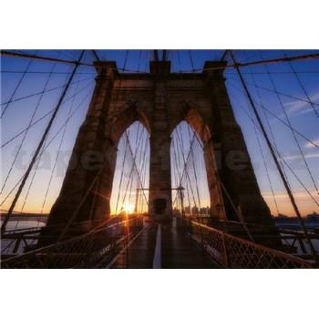 Fototapety Brooklynský most rozměr 368 cm x 254 cm