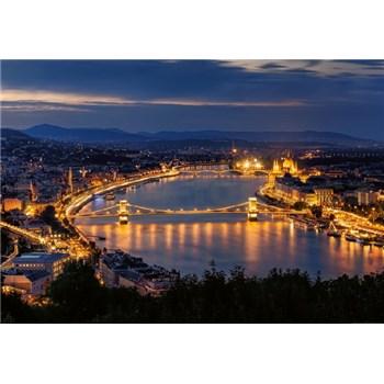 Fototapety Budapešť rozměr 368 cm x 254 cm