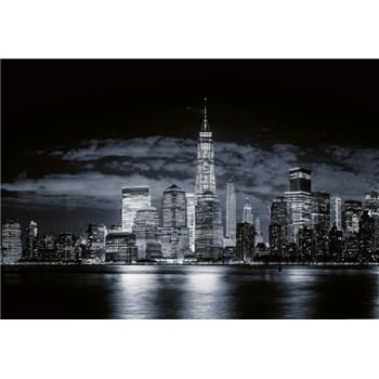 Vliesové fototapety panorama Manhattanu rozměr 368 cm x 254 cm