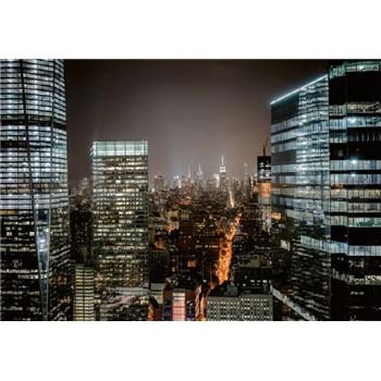 Vliesové fototapety New York rozměr 368 cm x 254 cm