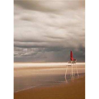 Fototapeta pláž rozměr 184 cm x 254 cm - POSLEDNÍ KUSY