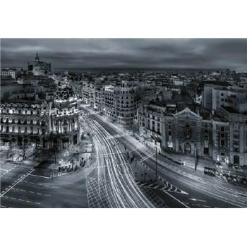 Vliesové fototapety Madrid rozměr 368 cm x 254 cm
