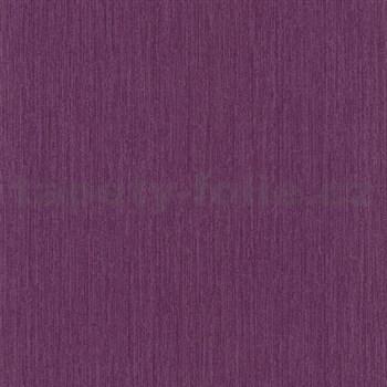 Papírové tapety na zeď X-treme Colors - strukturovaná fialová