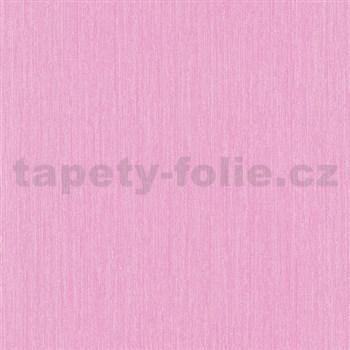 Papírové tapety na zeď X-treme Colors - strukturovaná růžová