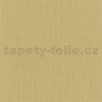 Papírové tapety na zeď X-treme Colors - strukturovaná okrová