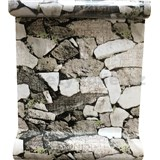 Samolepící fólie kamenná zeď 45 cm x 10 m