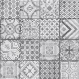Dekorativní obklad na stěnu Ceramics Maroccan dlaždice  šířka 67,5 cm x 20 m