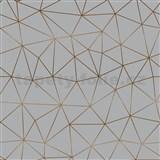 Samolepící fólie Tico zlatý - 67,5 cm x 2 m
