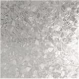 Statická tapeta transparentní Splinter - 67,5 cm x 1,5 m (cena za kus)
