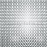 Samolepící tapeta transparentní kruhy - 90 cm x 15 m