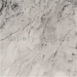 Samolepící tapeta mramor šedý  - 90 cm x 15 m