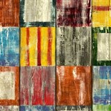 Samolepící tapeta dřevěná mozaika Bahia  - 67,5 cm x 2 m (cena za kus)