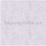 Vliesové tapety na zeď IMPOL Paradisio 2 listy šedo-bílé
