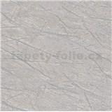 Vliesové tapety na zeď IMPOL Factory 4 mramor šedý se stříbrnými žílami