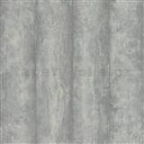 Vliesové tapety na zeď IMPOL Factory 4 beton šedý s obtisky dřeva