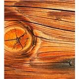 Vliesové fototapety suk v dřevě rozměr 225 cm x 250 cm
