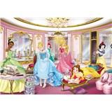 Fototapety Disney Princess zrcadlový sál rozměr 368 cm x 254 cm