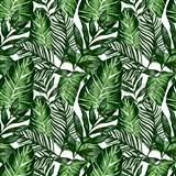 Samolepící fólie tropical listy - 67,5 cm x 15 m