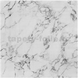 Vliesové tapety na zeď IDEA OF ART mramor šedý