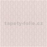 Vliesové tapety na zeď My Raid stromečkový vzor krémovo-šedý