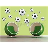 Samolepky na zeď Soccer Ball 50 cm x 70 cm
