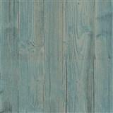 Vliesové tapety na zeď Belinda dřevěnný obklad zelený