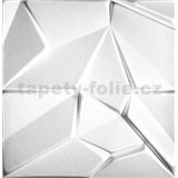 3D panel XPS MERKURY rozměr 50 x 50 cm