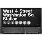 Luxusní vliesové fototapety New York - černobílé, rozměr 418,5 cm x 270 cm