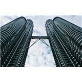 Luxusní vliesové fototapety Kuala Lumpur - barevné, rozměr 418,5 cm x 270 cm