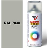 Sprej achátově šedý lesklý 400ml odstín RAL 7038 barva achátová šedá lesklá